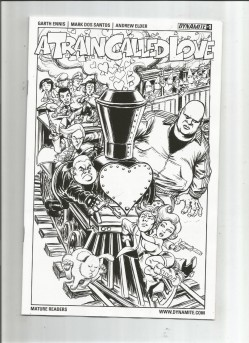 A-TRAIN-CALLED-LOVE-1-Ltd-to-110-sketch-variant-by-Russell-Braun-NM-301760645882