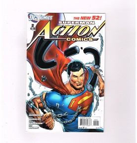 ACTION-COMICS-New-52-2-Limited-variant-cover-by-Ethan-Van-Sciver-NM-301654914357