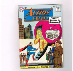 ACTION-COMICS-v1-271-Grade-60-Silver-Age-DC-Journey-to-Dimension-X-301336256880