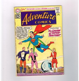 ADVENTURE-COMICS-293-Silver-Age-DC-find-Lex-Luthor-becomes-a-Bizarro-301684373195