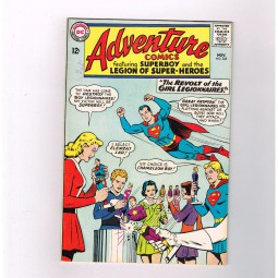 ADVENTURE-COMICS-326-Grade-80-Silver-Age-find-from-DC-Comics-291257538053