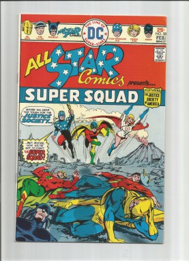 ALL-STAR-COMICS-58-First-appearance-of-POWER-GIRL-Grade-80-Bronze-Age-DC-291508315987