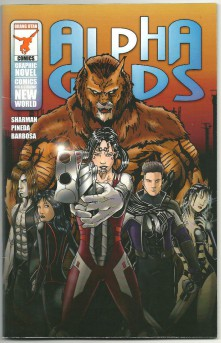 ALPHA-GODS-Great-3-part-Modern-Age-series-1-shot-from-Orangutan-Comics-290928575663
