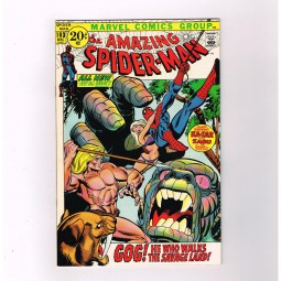 AMAZING-SPIDER-MAN-103-Grade-80-Bronze-Age-Spidey-visits-the-Savage-Land-301690633267