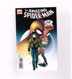 AMAZING-SPIDER-MAN-624-Limited-edition-variant-by-Pasqual-Ferry-NM-301655596607