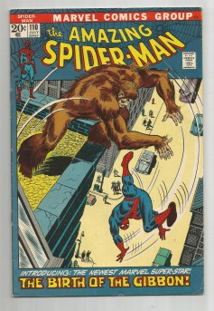 AMAZING-SPIDER-MAN-v1-110-Bronze-Age-Grade-80-First-Appearance-of-Gibbon-291522848016