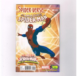 AMAZING-SPIDER-MAN-v3-9-Limited-to-1-for-25-variant-by-Jeff-Wamester-NM-301655641948