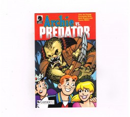 ARCHIE-VS-PREDATOR-1-Very-limited-ComicsPRO-2015-ashcan-preview-RARE-NM-291485053826