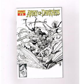 ARMY-OF-DARKNESS-v2-6-Limited-edition-sketch-variant-by-Nick-Bradshaw-NM-291486597274