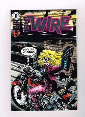 BARB-WIRE-9-part-Modern-Age-series-from-Dark-Horse-NM-291072177516