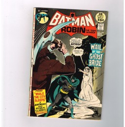 BATMAN-236-Grade-80-Bronze-Age-DC-The-Wail-of-the-Ghost-Bride-301709841972