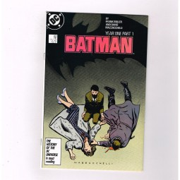 BATMAN-404-Grade-94-Copper-Age-DC-Part-1-of-Year-One-by-Frank-Miller-291538192007