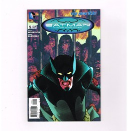 BATMAN-INCORPORATED-v2-5-Limited-edition-variant-by-Frazer-Irving-NM-301681429698
