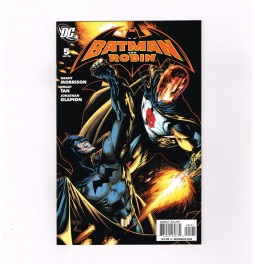 BATMAN-ROBIN-v1-5-Limited-to-1-for-25-variant-by-Philip-Tan-NM-291506792902