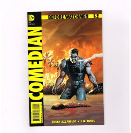 BEFORE-WATCHMEN-COMEDIAN-5-Limited-to-1-for-25-variant-by-Gary-Frank-NM-301681713594