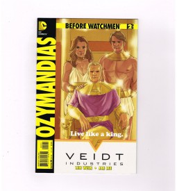 BEFORE-WATCHMEN-OZYMANDIAS-2-Limited-to-1-for-25-variant-by-Phil-Noto-NM-291509377247