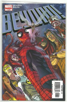 BEYOND-Cool-6-part-Modern-Age-series-from-Marvel-Comics-NM-300760749500