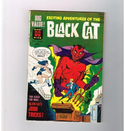 BLACK-CAT-64-Grade-50-Silver-Age-Classic-Harvey-Comics-Find-291529756048