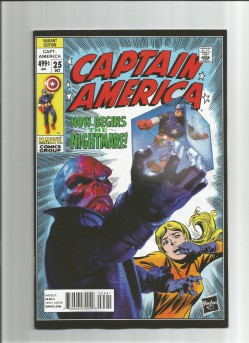 CAPTAIN-AMERICA-25-Limited-to-1-for-15-Hasbro-Toys-variant-NM-301335163611