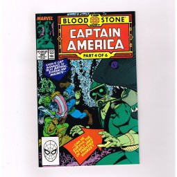 CAPTAIN-AMERICA-360-Grade-94-Copper-Age-Marvel-1st-CROSSBONES-appearance-291504015062