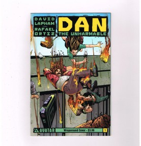 DAN-THE-UNHARMABLE-1-12-Complete-series-from-Avatar-All-1st-print-NM-301232497026
