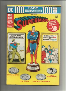 DC-100-PAGE-SUPER-SPECTACULAR-18-Grade-90-Bronze-Age-find-from-DC-Comics-301704763158