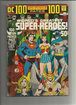 DC-100-PAGE-SUPER-SPECTACULAR-6-Bronze-Age-find-with-gorgeous-Neal-Adams-cover-301704740551
