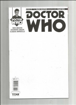 DR-WHO-10th-DOCTOR-YEAR-TWO-1-Blank-variant-great-for-conventionssignings-NM-291577179418