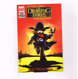 DRAWING-OF-THE-THREE-THE-PRISONER-1-Limited-baby-variant-by-Skottie-Young-NM-291490714809