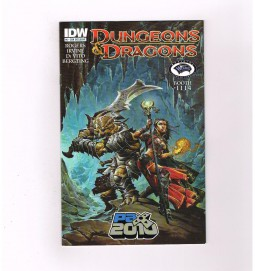 DUNGEONS-DRAGONS-0-PAX-Con-Exclusive-Cover-by-Wayne-Reynolds-from-IDW-NM-291635566015