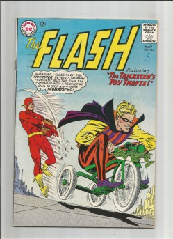 FLASH-152-Silver-Age-find-featuring-The-Trickster-GRADE-60-291548492332