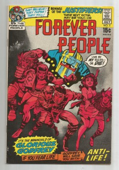 FOREVER-PEOPLE-3-Bronze-Age-Grade-92-Kirby-Find-Featuring-Glorious-Godfrey-301711583048