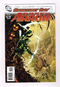 GREEN-ARROW-v3-11-Limited-110-Justiniano-Variant-Cover-NM-301688991359
