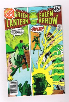 GREEN-LANTERN-116-V1-Bronze-Age-Grade-92-First-Guy-Gardner-As-GL-291551764227