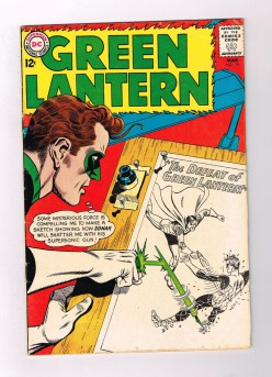 GREEN-LANTERN-19-V1-Silver-Age-Grade-60-Find-The-Defeat-Of-Green-Lantern-301730931396