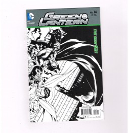 GREEN-LANTERN-v4-14-Limited-to-125-wrap-around-variant-by-Doug-Mahnke-NM-301466787475
