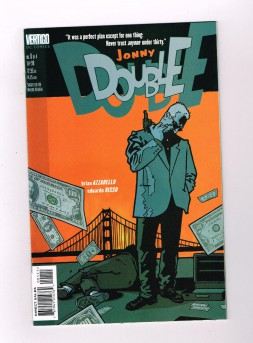JONNY-DOUBLE-4-part-Modern-Age-series-by-Brian-Azzarello-NM-291072224439
