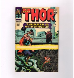 JOURNEY-INTO-MYSTERY-THOR-130-Grade-75-Silver-Age-find-featuring-Hercules-301757764542