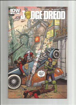 JUDGE-DREDD-2015-1-Limited-to-1-for-10-wraparound-variant-by-Paul-Hanley-NM-301827133011