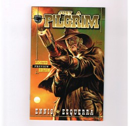 JUST-A-PILGRIM-5-part-genre-bending-series-Limited-edition-preview-NM-290928540389