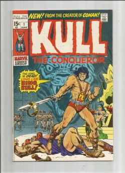 KULL-THE-CONQUEROR-1-Bronze-Age-Grade-90-First-Full-Kull-Appearance-301729191803