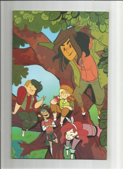 LUMBERJANES-12-Limited-to-1-for-20-virgin-variant-by-Brittney-Williams-NM-291604954090