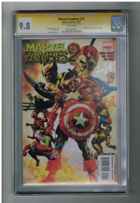 MARVEL-ZOMBIES-2-1-CGC-98-Signature-Series-Signed-by-Ioan-Gruffudd-RARE-291493007599