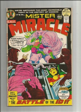 MISTER-MIRACLE-8-Bronze-Age-Grade-94-Find-The-Battle-Of-The-Id-291557971894