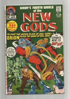 NEW-GODS-4-V1-Bronze-Age-Grade-92-Kirby-Classic-Featuring-The-Deep-Six-291558532682
