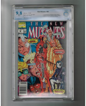 NEW-MUTANTS-98-CBCS-Grade-98-Copper-Age-key-1st-DEADPOOL-appearance-291635300205