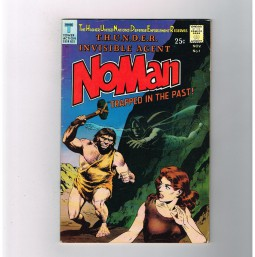 NOMAN-1-Grade-70-Silver-Age-find-presented-by-Tower-Comics-291619678052
