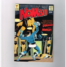 NOMAN-2-Grade-70-Silver-Age-find-w-amazing-Wally-Wood-cover-art-301802781481