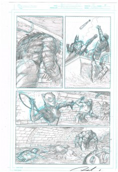 ORIGINAL-ART-BATMAN-ARKHAM-UNHINGED-3-Page-9-by-Darick-Robertson-SIGNED-291547788207