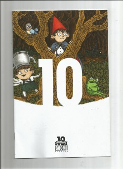 OVER-THE-GARDEN-WALL-1-Limted-10th-Anniversary-variant-by-Jeffrey-Brown-NM-291548512232